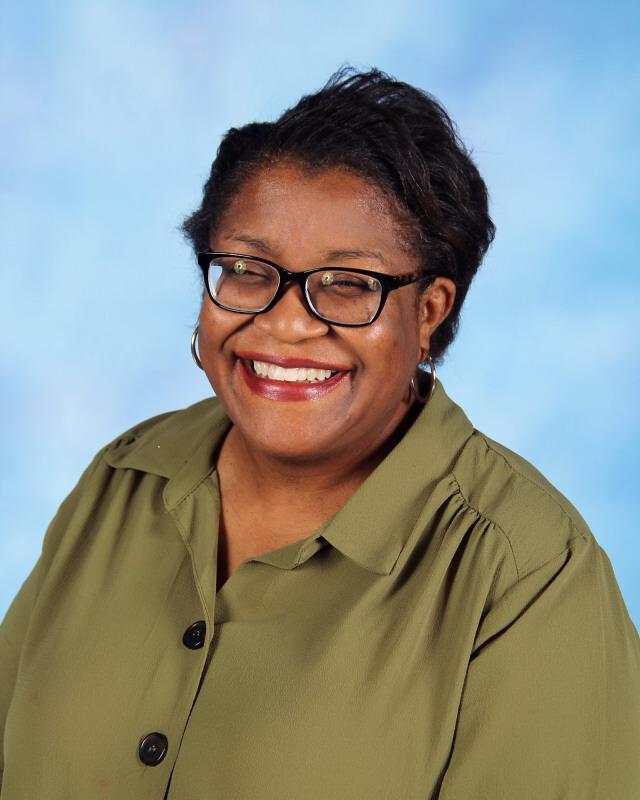Yvette Johnson Portrait