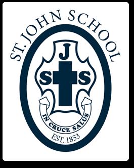 St. John School logo