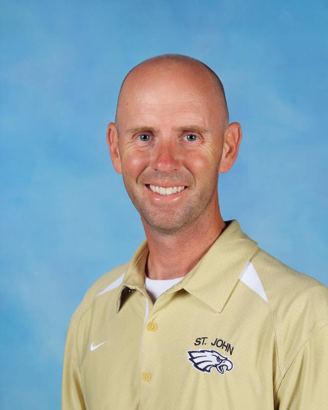 Portrait of Brian Brown